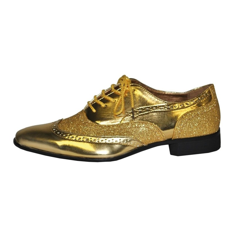 M. Chaussures De Soirée Or Bl3sK5Tj