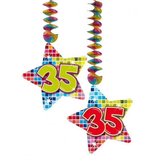 Hangdecoratie 35e Verjaardag Fun En Feest Megastore Alkmaar