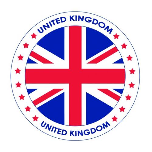 Viltjes met Engeland vlag opdruk : Fun en Feest Megastore Alkmaar