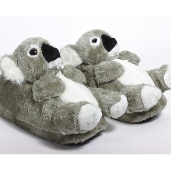 a2459098b90 Volwassenen dieren sloffen / pantoffels koala | Fun en Feest ...